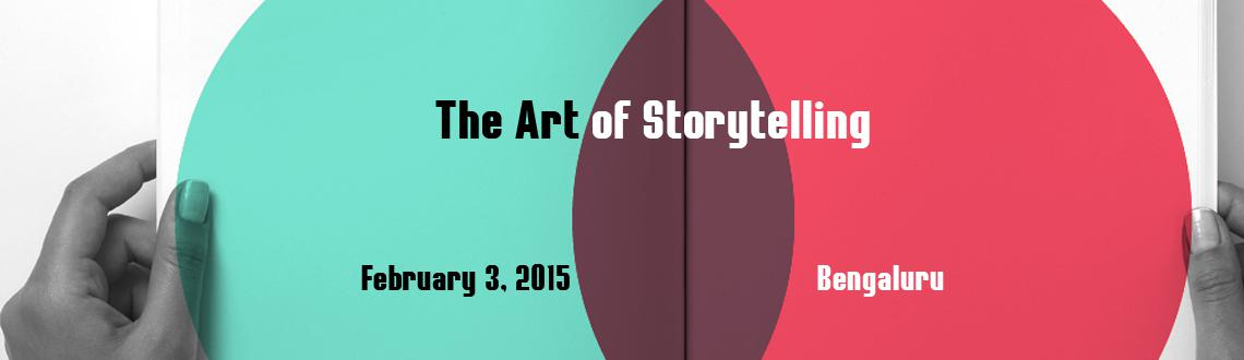 Workshop on The Art of Storytelling