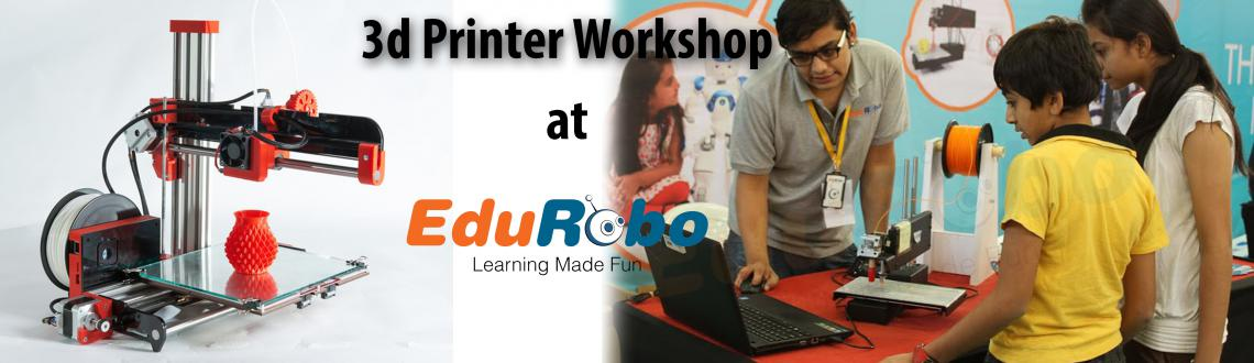 Free 3d-Printer Workshop