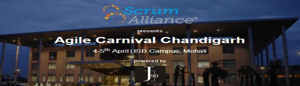 Book Online Tickets for AGILE CARNIVAL CHANDIGARH, Mohali. Agile Carnival Chandigarh 2015 is a two day conference taking place on April 4 - 5  in Chandigarh. The conference focuses on transforming businesses using agile and lean methodology. The conference is powered by SCRUM ALLIANCE. 