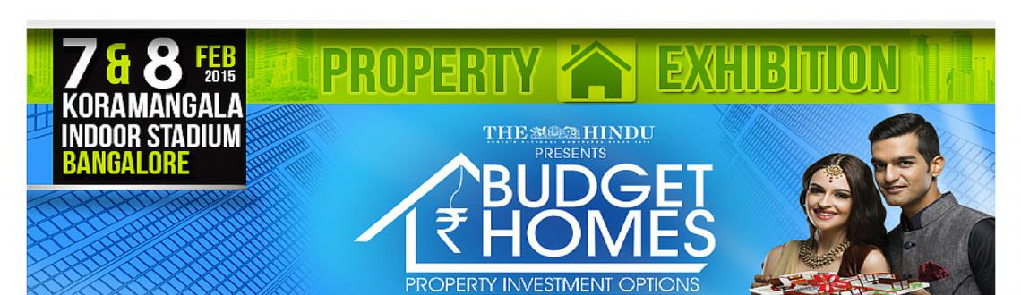 Book Online Tickets for The Hindu Budget Homes  Property Investm, Bengaluru. The Hindu is hosting the Budget Homes & Property Investment Options on Feb 7th Saturday & 8th Sunday, 2015 at the Koramangala Indoor Stadium, Bangalore.