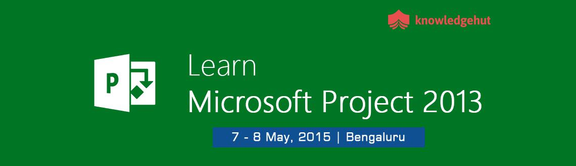 Book Online Tickets for Managing Projects with Microsoft Project, Bengaluru. http://www.knowledgehut.com/training/managing-projects-with-microsoft-project-2013-training-bangalore/660/15910