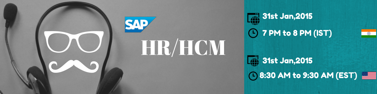Career Opportunities on SAP HR/HCM
