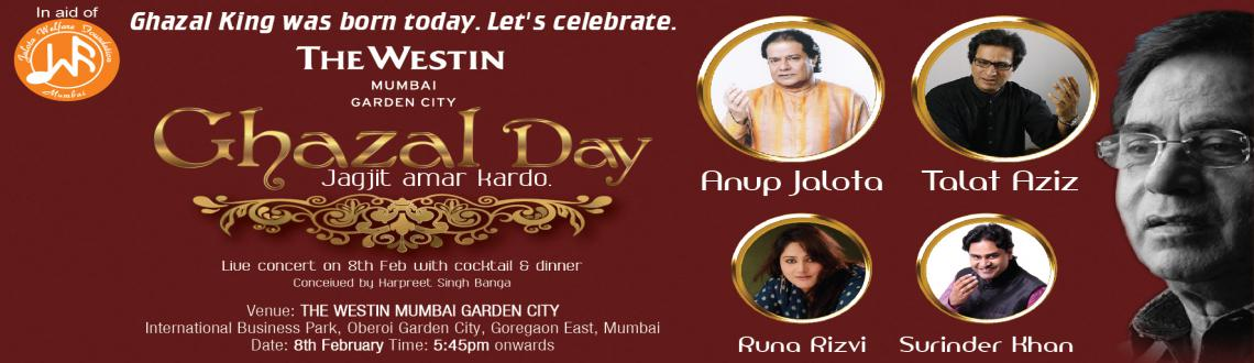 GHAZAL DAY on 8th feb @ Goregaon