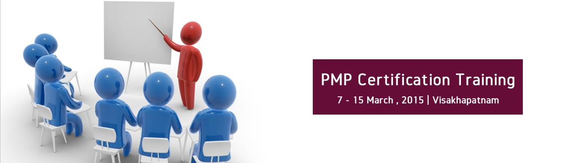 PMP Certification Training in Visakhapatnam