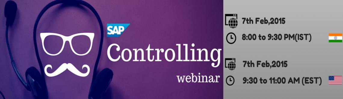 Register For SAP Controlling Free Webinar