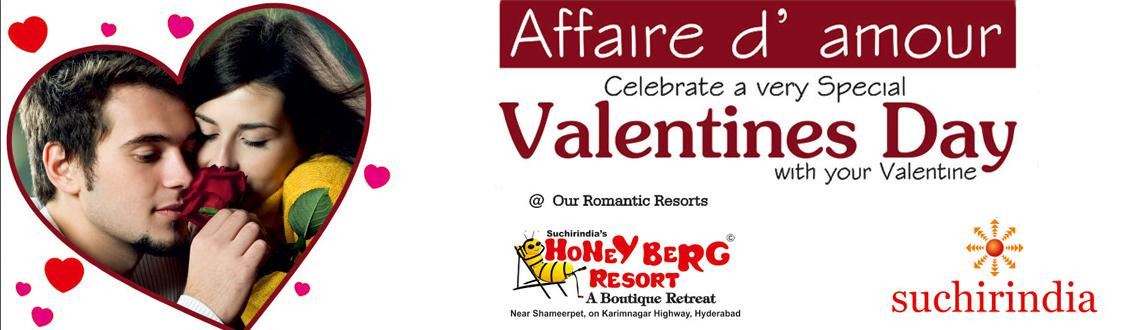 Affair D Amour - Valentines Day 2015 @ Honey Berg Resort