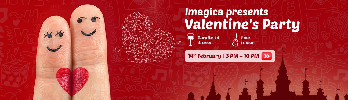Valentines Party At Imagica