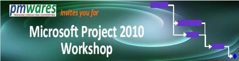 Microsoft Project 2010 Workshop - Pune