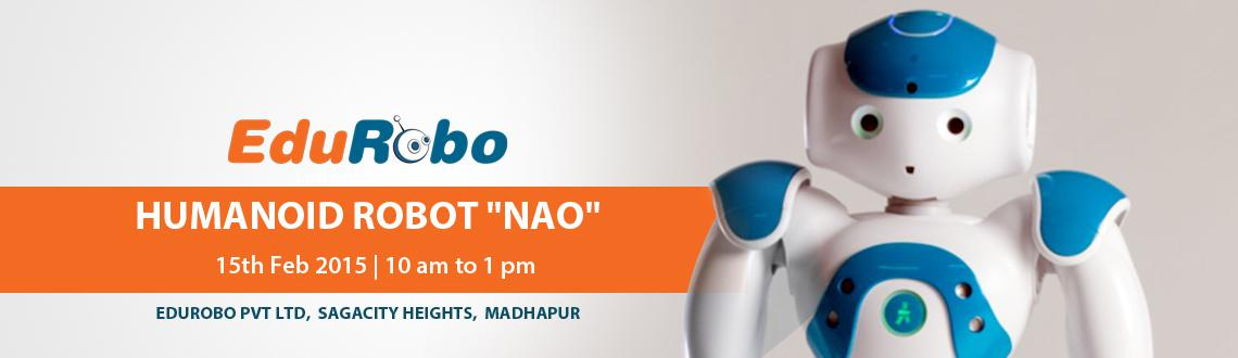 Workshop on Humanoid Robot NAO