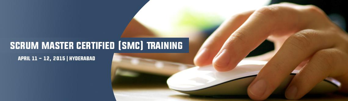 Scrum Master Certified (SMC) - Scrum Master guides, and  facilitiates, scrum practices  in the project, and clears impediments for the team.