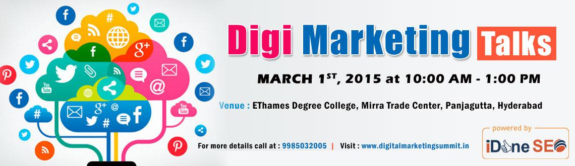 Digi Marketing Talks