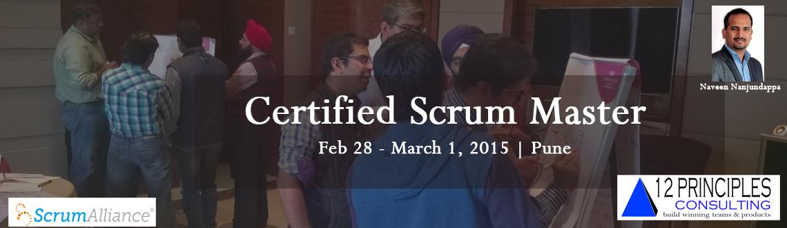 Book Online Tickets for Certified Scrum Master (CSM) Pune by Nav, Pune. Change Agent\\\'s CSM Workshop  If you are a person, who believes in challenging status quo, trust in continuousimprovement and you believe that youcan make the difference at the workplace as achange agent by learning in depth SCR