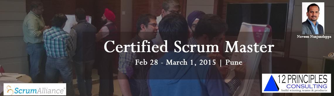 Certified Scrum Master (CSM) Pune by Naveen Nanjundappa