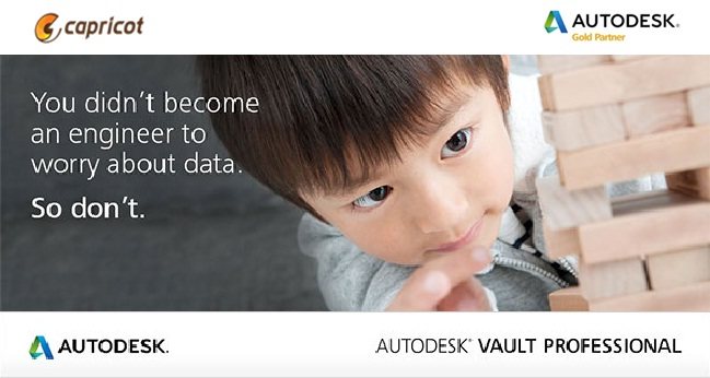 Webinar on data management basics using Autodesk Vault
