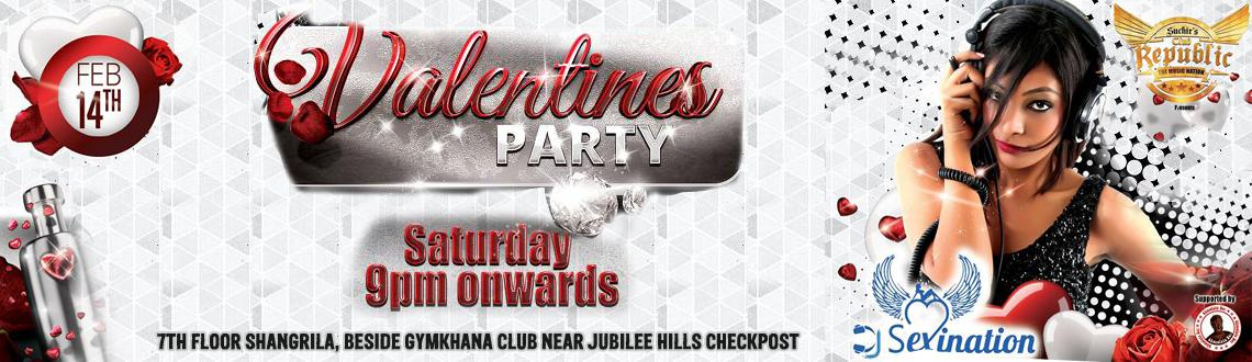 Valentines Party 2015 at Republic Club