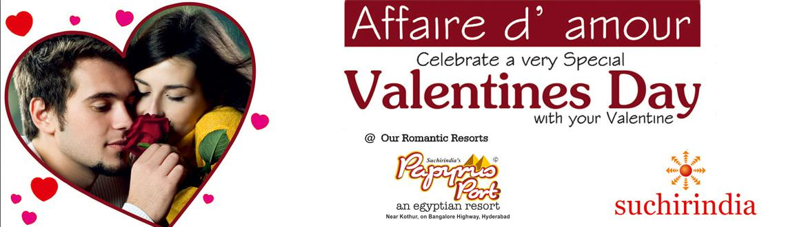 Affair D Amour - Valentines Day 2015 @ Papyrus Port Resort