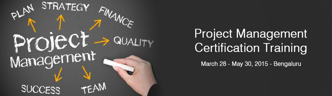 Project Management Certification Training in Bangalore