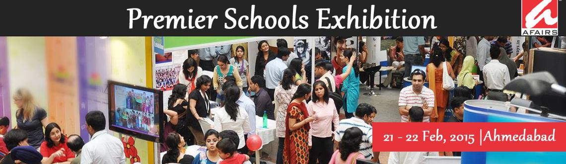Premier Schools Exhibition in Ahmedabad