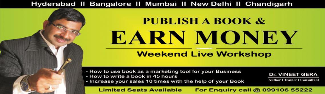 Free Seminar - Publish A Book and Earn Money : New Delhi