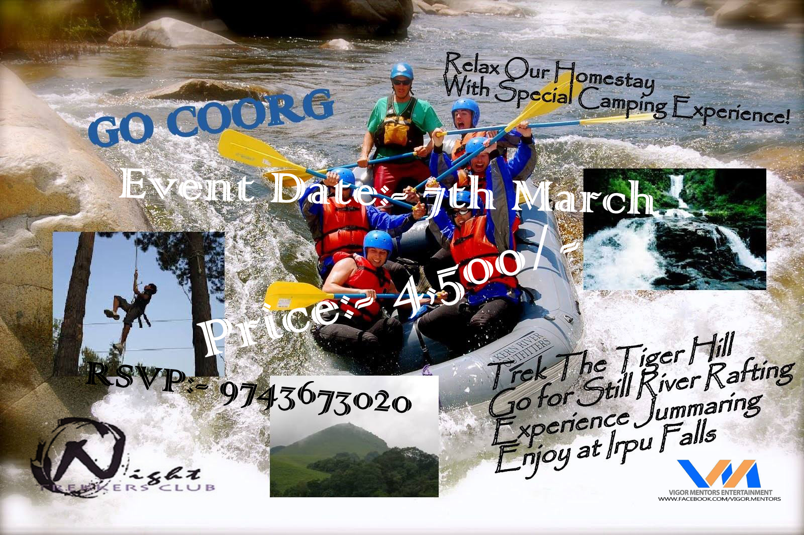 Go Coorg The Kashmir Of South India