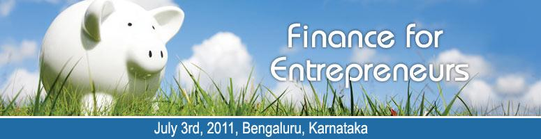 Book Online Tickets for Finance for Entrepreneurs - 3rd July, 20, Bengaluru. Nurture Talent Academy, India\\\'s 1st training institute for entrepreneurs, aims to support and train budding entrepreneurs right from the beginning of their ventures. It has conducted 77 workshops for 1400 startups, professionals and students acros