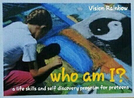 Who Am I A Self Discovery Program for Preteens