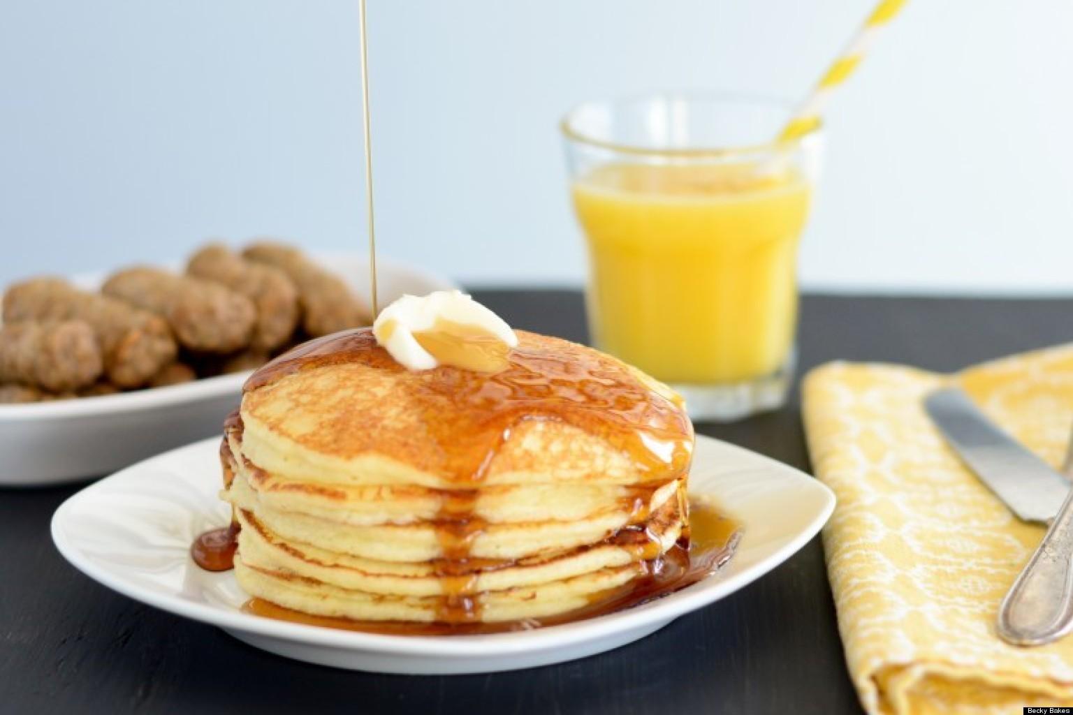 Morning Breakfast Copy