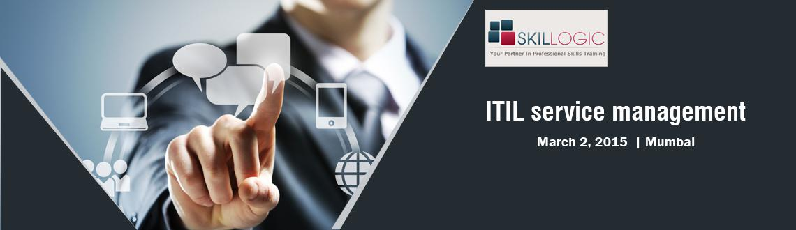 Skillogic Free ITIL service management Online Webinar Mumbai on 02-March-2015|itil free webinars|ITIL live demo session