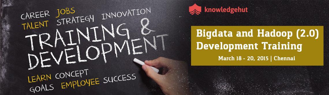 Bigdata and Hadoop (2.0) Development Training in Chennai