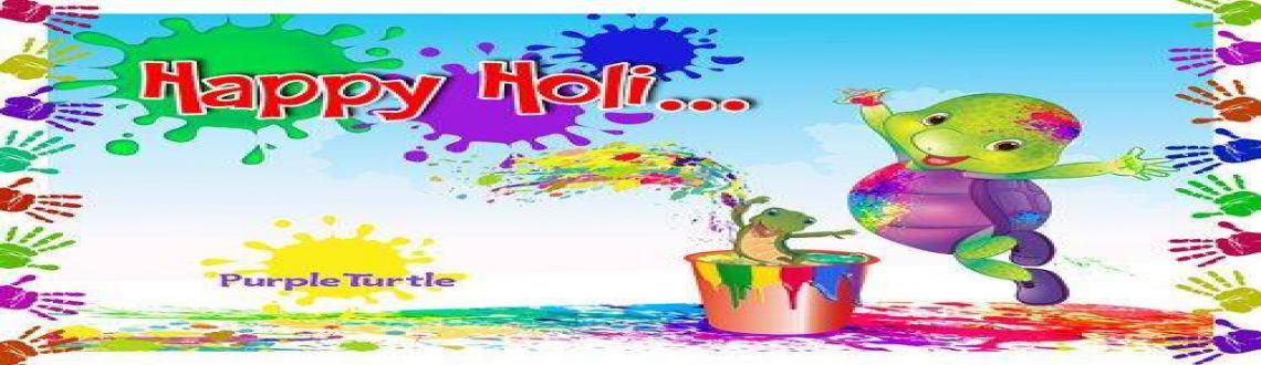 Book Online Tickets for Holi Fest - Purple Turtle , Pune. Hi ,Whats your Plan for this Holi? \\\'Take a walk with a turtle. And behold the world in pause\\\'. - Bruce Feiler.Velas beach where, this time, every year Olive Ridley Turtle eggs hatch and thousands of cute little baby Olive Ridleys are born and t
