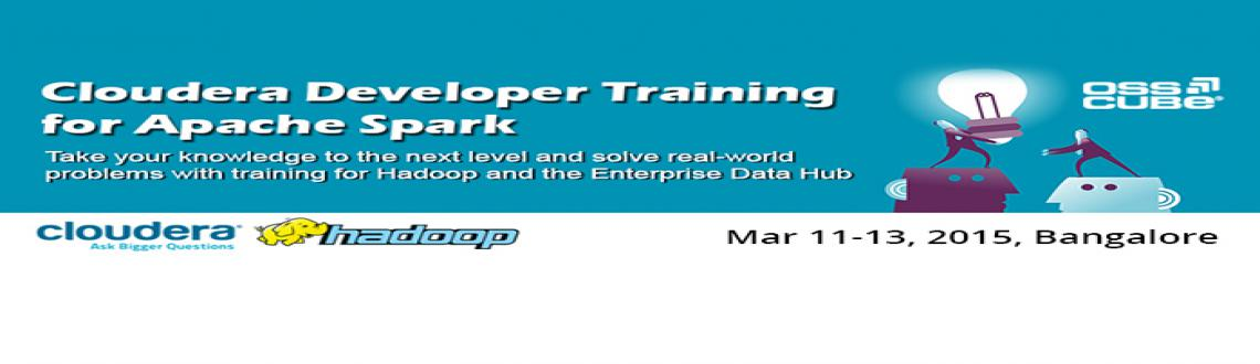 Cloudera Developer Training for Apache Spark