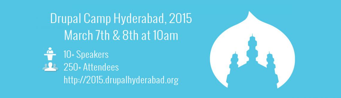 Drupal Camp Hyderabad 2015 DCH2015