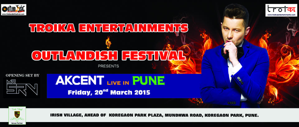Akcent Live in Pune
