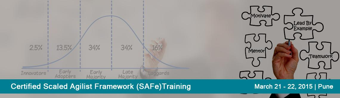 Certified Scaled Agilist Framework (SAFe)Training in Pune