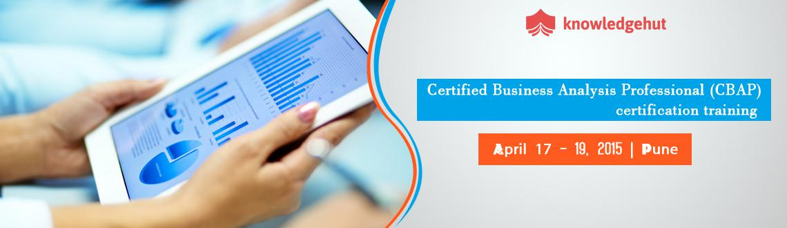 Certified Business Analysis Professional (CBAP) certification training in Pune
