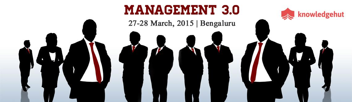 Management 3.0 Training in Bangalore