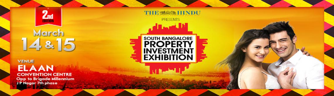 The Hindu is hosting the Property Exhibition on Mar 14th Sat  15th Sun. More than 60 Builders and Real Estate companies are participating.