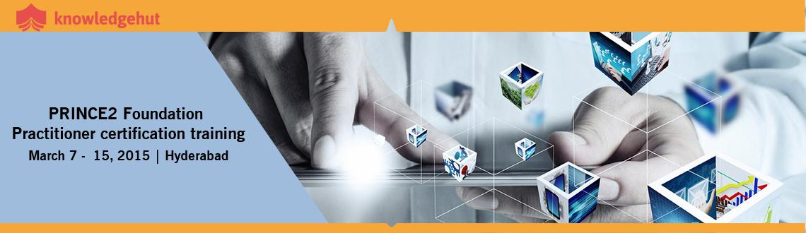 Book Online Tickets for PRINCE2 Foundation and Practitioner cert, Hyderabad. 4 Days Workshop:  http://www.knowledgehut.com/project-management/prince2-foundation-and-practitioner-certification-training-Hyderabad  Course Overview:   PRINCE2® (PRojects IN Controlled Environments) is a process-based a