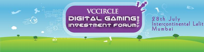 VCCircle Digital Gaming Investment Forum 2011