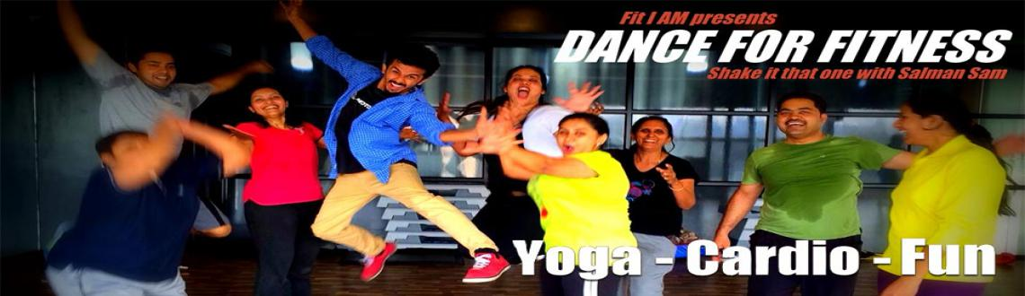 Book Online Tickets for Fit I AM presents Dance for Fitness - Wo, Bengaluru. Event name Fit I AM presents Dance for Fitness – Workshop with SamBrief Synopsis One hour of absolute Fun. Cardio – Dance – along with Yoga Stretches.Categories:Workshop 5. 15 pm – Rs. 100Workshop 6.00 pm – Rs. 100For mo