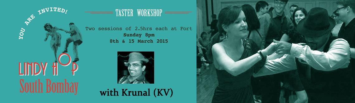 South Bombay Lindy Hop and Swing dance Taster workshop