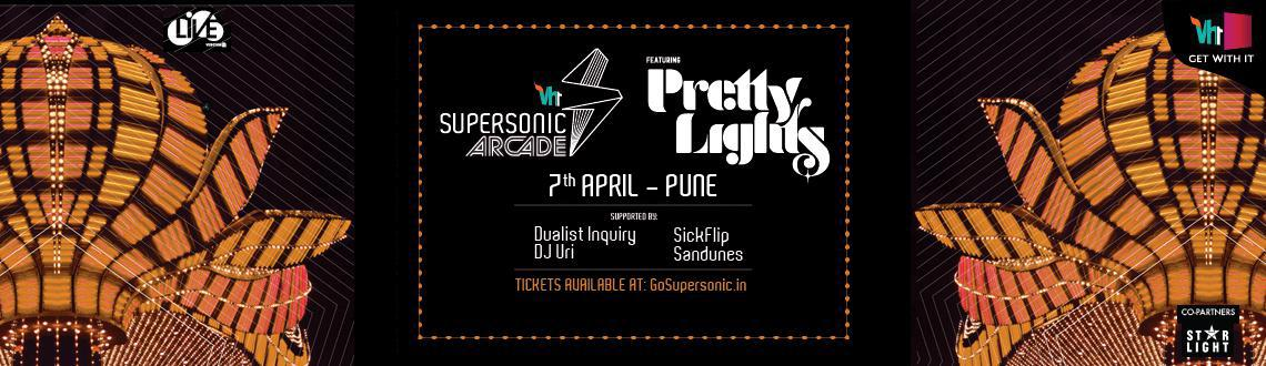 Vh1 Supersonic Arcade Pune