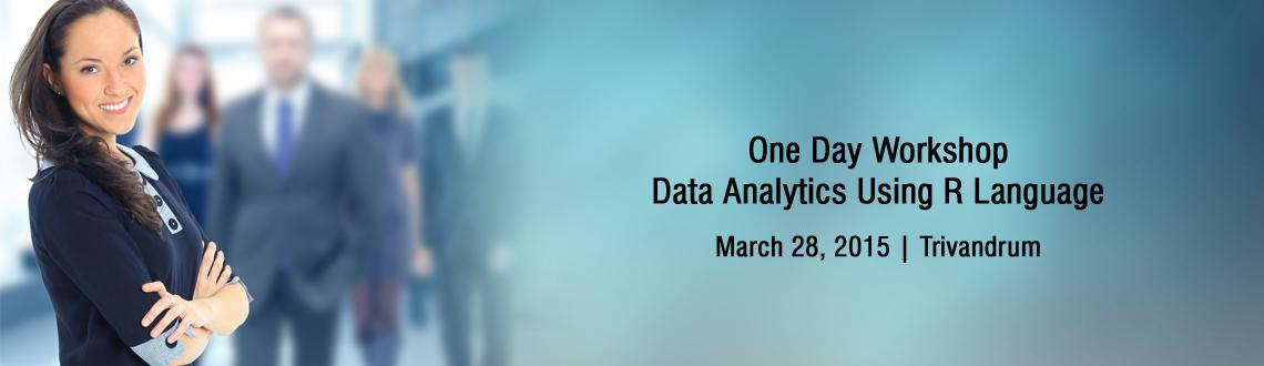 One Day Workshop On Data Analytics Using R Language