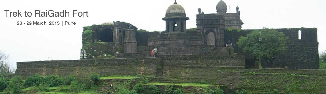 "Book Online Tickets for Trek to RaiGadh Fort, Pune. Raigadh Fort Trek :Raigad is one of the most important forts in the history of Marathas, being the first capital of independent Marathi kingdom or ""Hindavi Swarajya"". Graded as the most secured and most appropriate location by the King hi"