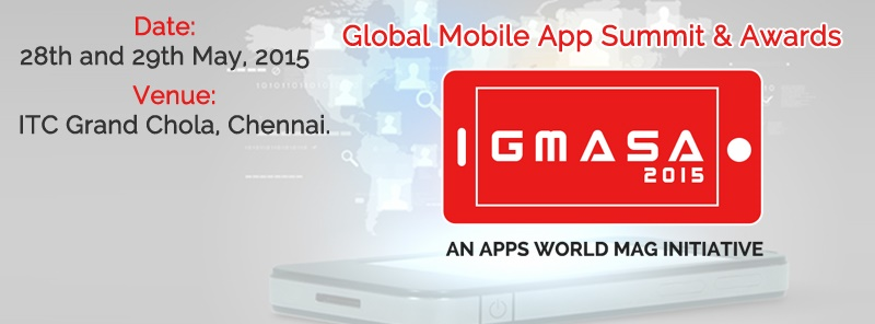 GMASA - Global Mobile App Summit  And Awards