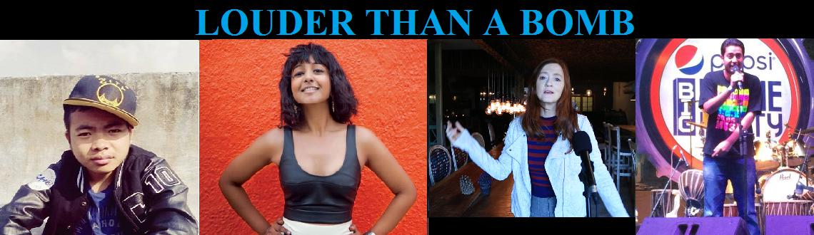 Delhi Poetry Slam Presents Louder Than A Bomb Feat. Melizarani T. Selva