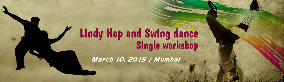 Lindy Hop and Swing dance Single workshop