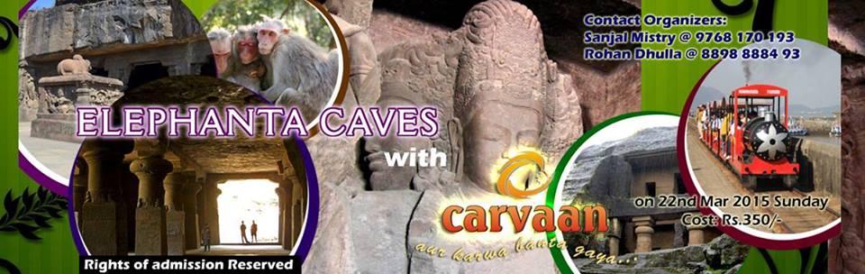 Gr8 Sunday in Mumbai - Elephanta Caves