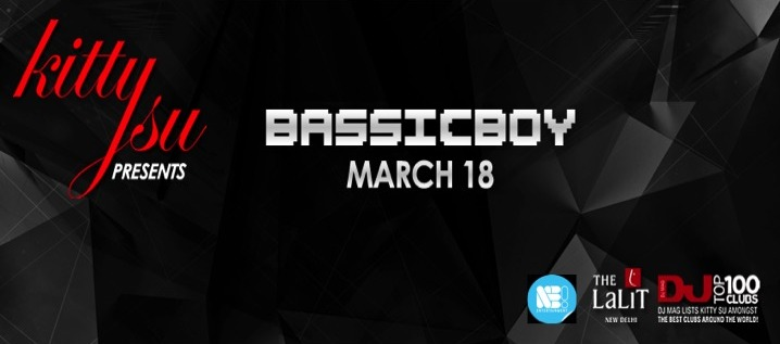 Kitty Su presents Bassic Boy