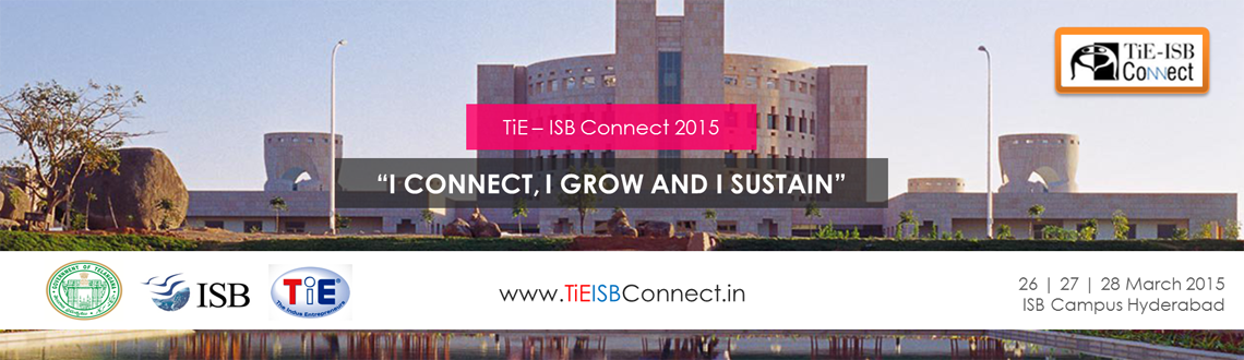 TiE  ISB Connect 2015